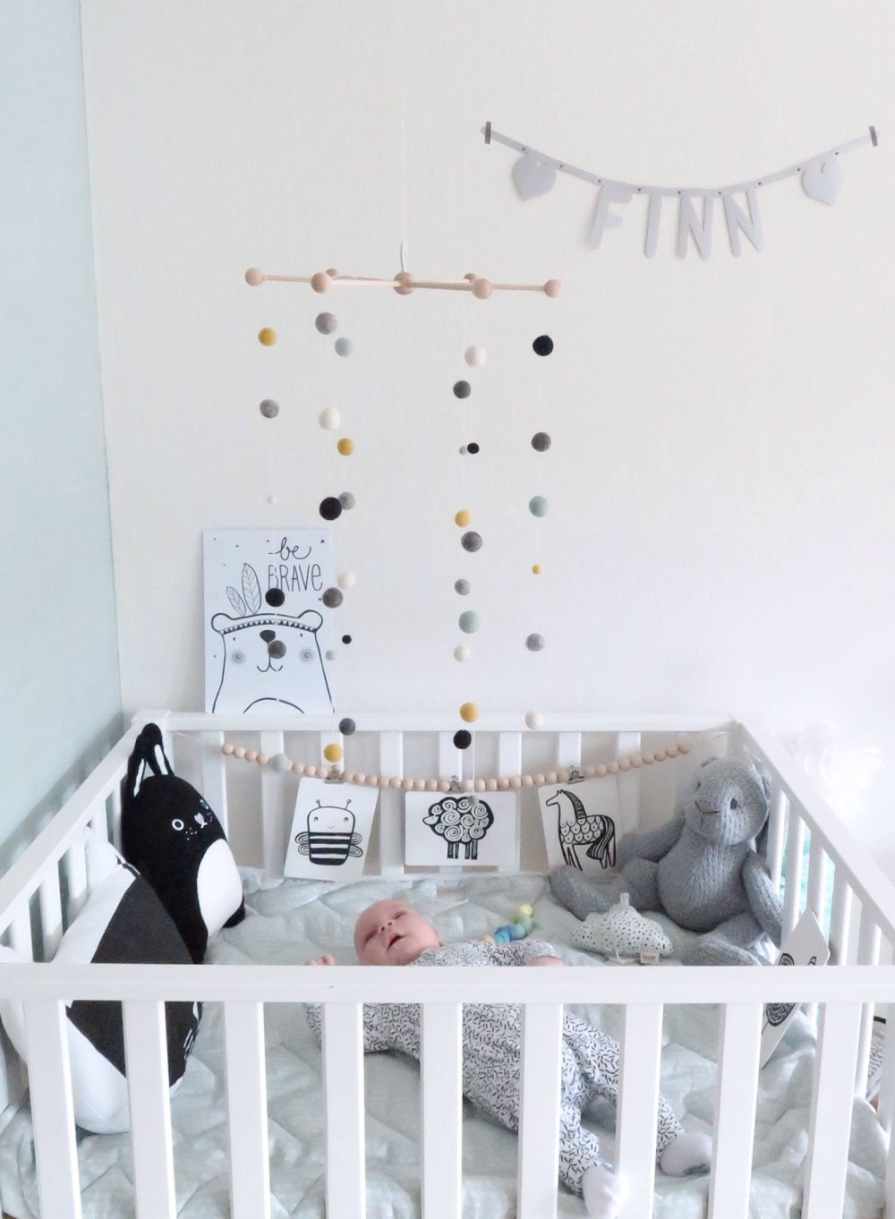 Diy Baby Mobile That Friday Feeling