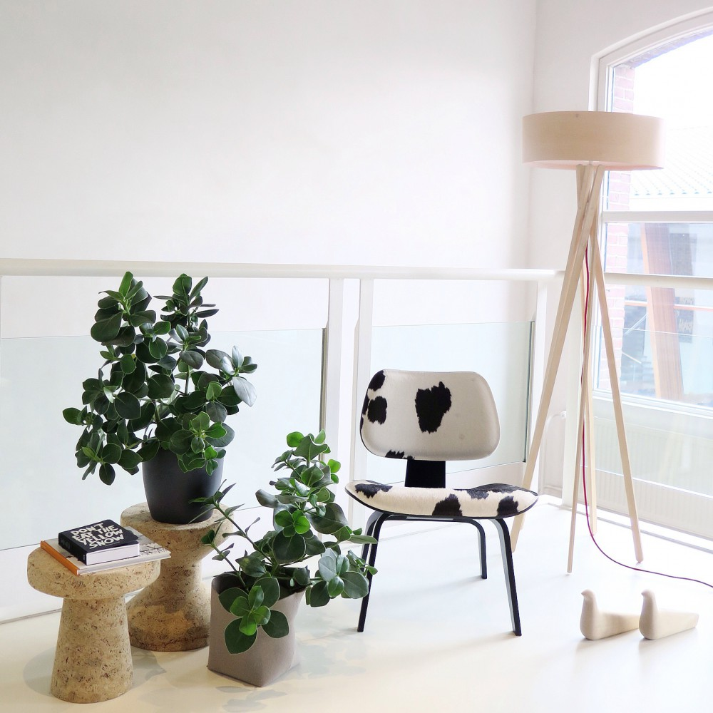 Styling part one at Vitra showroom