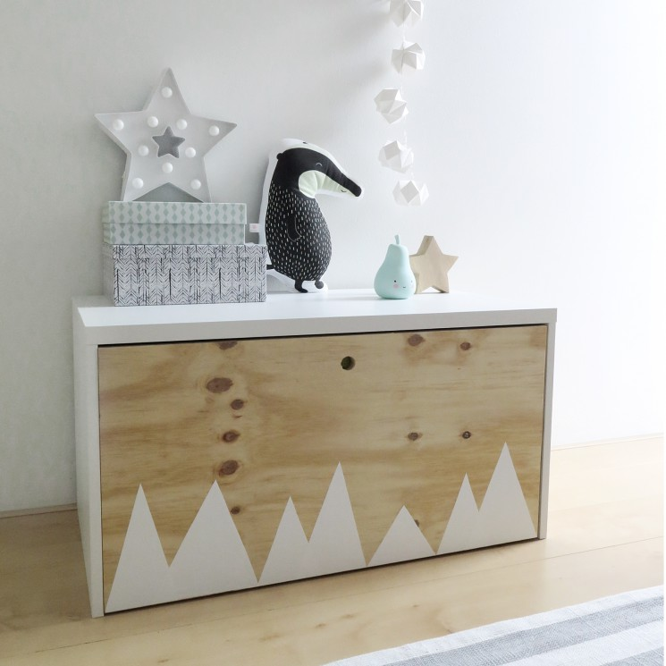 Nursery DIY drawer