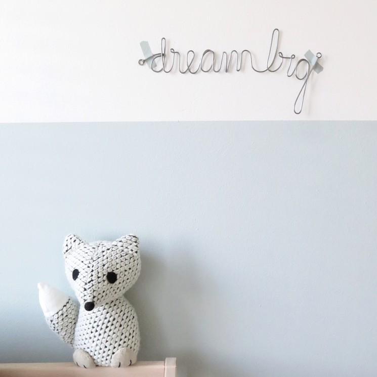 Nursery dream big