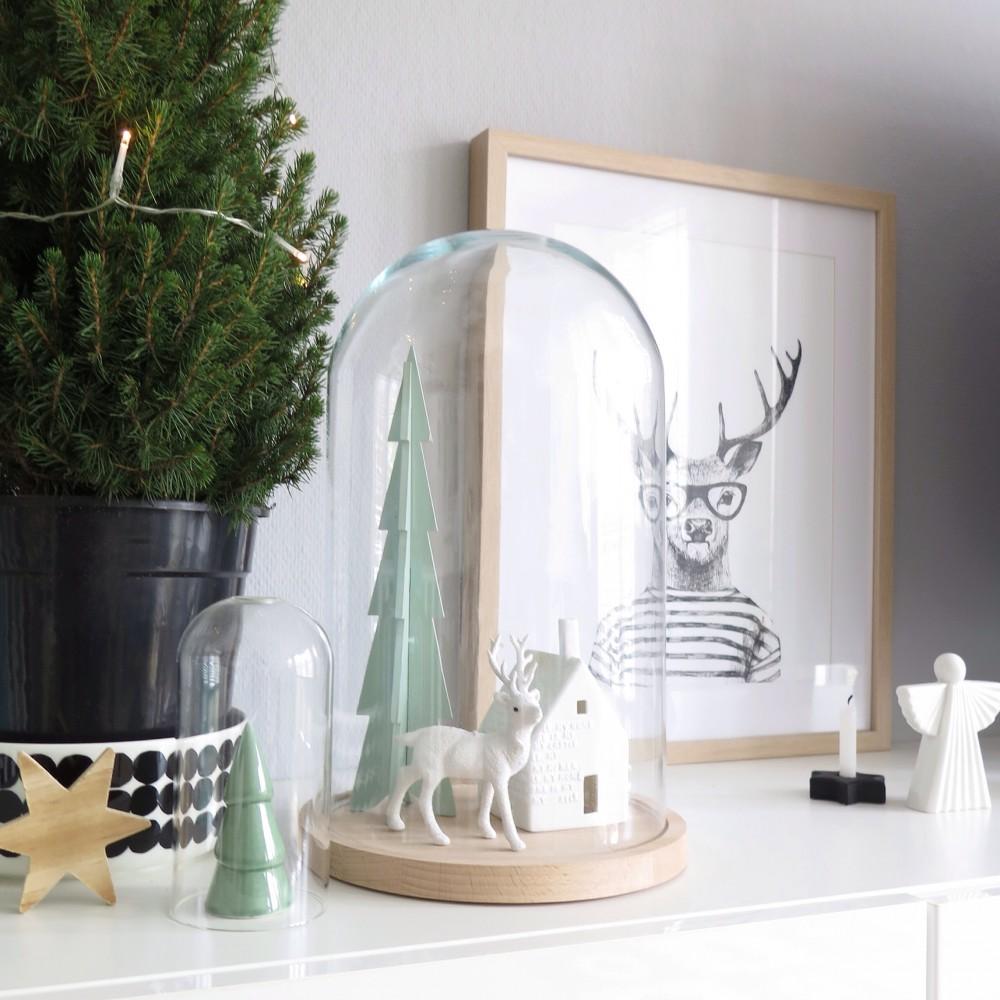 Christmas stolp