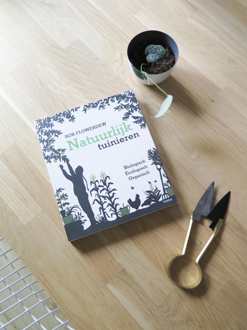 Boek Natuurlijk tuinieren