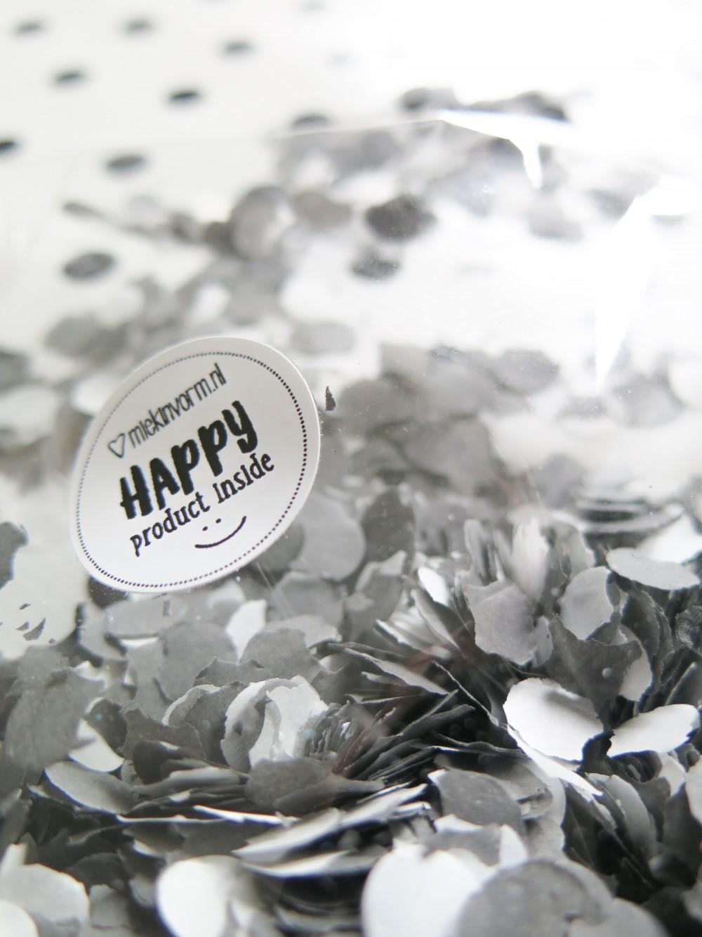 Confetti MIEKinvorm
