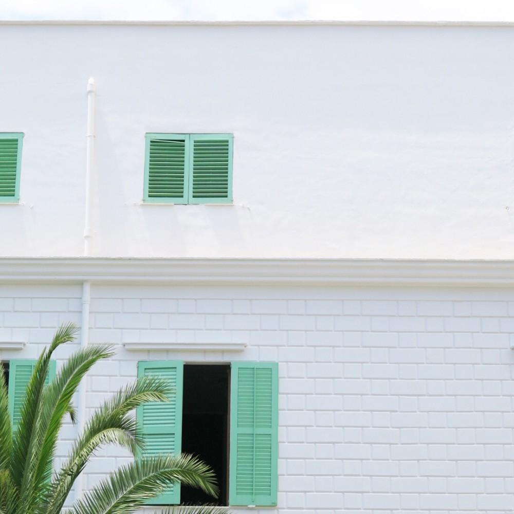Mooie luikjes Ibiza stad