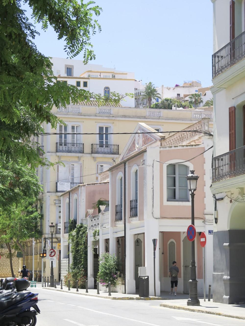 Eivissa Ibiza stad