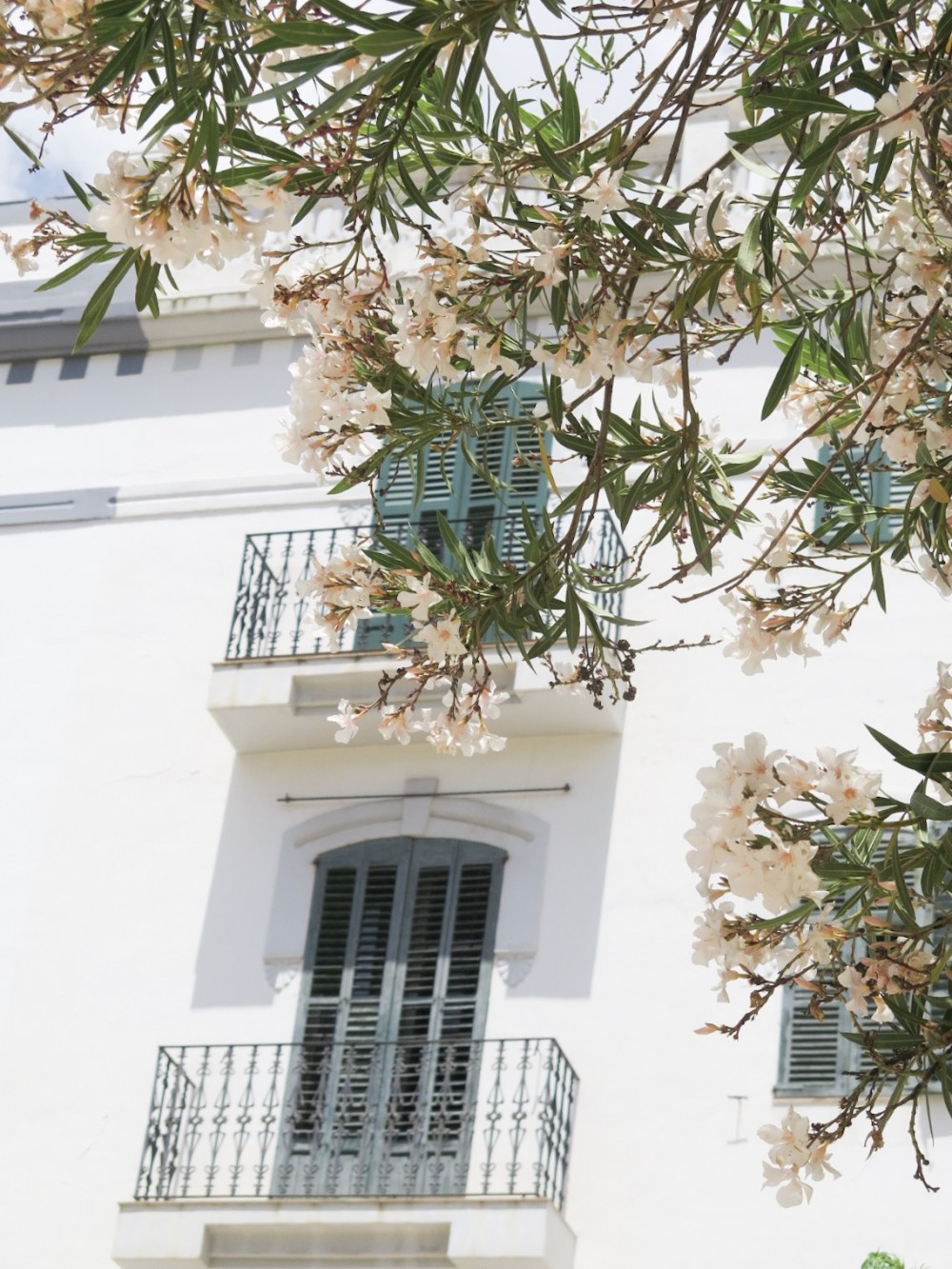 Mooi balkon Ibiza